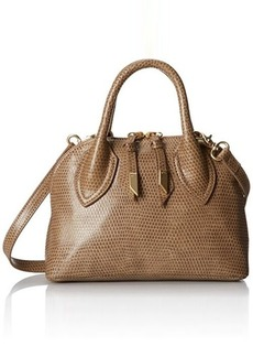 Foley + Corinna Cassis Mini Satchel,Sand Lizard,One Size