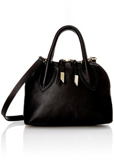 Foley + Corinna Cassis Mini Satchel, Black, One Size