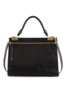 Foley + Corinna Dione Leather Satchel Bag
