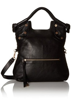 Foley + Corinna FC Lady Tote Convertible Cross Body, Black, One Size