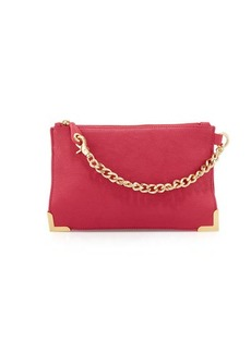 Foley + Corinna Framed Leather Wristlet