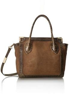 Foley + Corinna Framed Mini Shopper Top Handle Bag