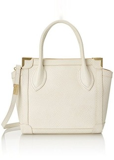 Foley + Corinna Framed Mini Shopper Top Handle Bag, Shell, One Size