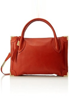 Foley + Corinna Framed Satchel,Spice,One Size