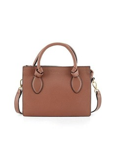 Foley + Corinna Gabby Knot Leather Crossbody Bag