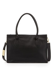 Foley + Corinna Gabby Knot Leather Satchel Bag
