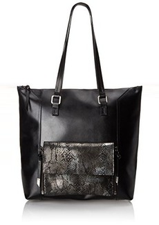 Foley + Corinna Gemini Travel Tote, Black Combo, One Size
