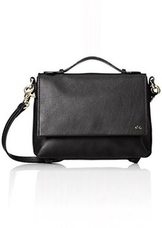 Foley + Corinna Gigi Flap Cross Body Bag, Black, One Size