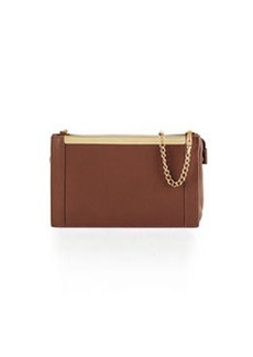 Foley + Corinna Jackson Leather Crossbody Bag, Truffle