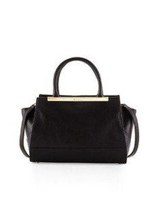 Foley + Corinna Jackson Leather Duffle Bag, Black