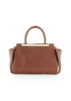 Foley + Corinna Jackson Leather Duffle Bag, Truffle