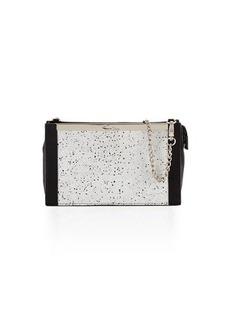 Foley + Corinna Jackson Speckled Leather Crossbody Bag