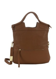 Foley + Corinna light brown leather 'Mid City' convertible tote