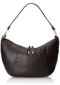 Foley + Corinna Lilou Hobo, Black, One Size