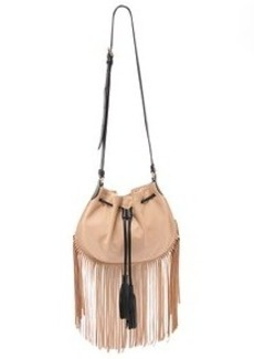 Foley + Corinna Luna Fringe Cross Body Bag