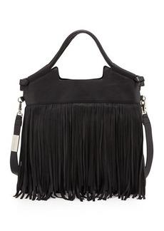 Foley + Corinna Mid City Fringe Leather Tote Bag