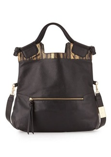 Foley + Corinna Mid City Leather Tote Bag