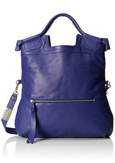 Foley + Corinna Mid City Shoulder Bag,Iris,One Size