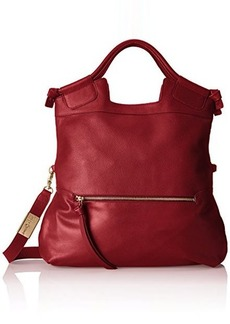 Foley + Corinna Mid City Tote Cross Body Bag, Rouge, One Size