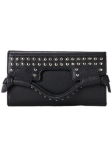 Foley + Corinna Moto City On A String Wallet,Black,One Size