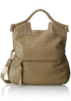 Foley + Corinna Moto City Shoulder Bag,Ivy,One Size