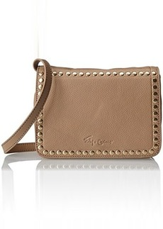 Foley + Corinna Moto Cross Body Bag,Almond,One Size