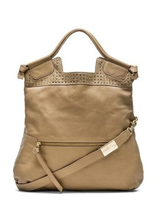 Foley + Corinna Moto Mid City Tote in Taupe