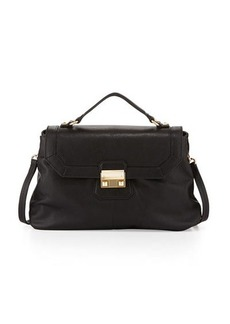 Foley + Corinna Nicolette Leather Satchel
