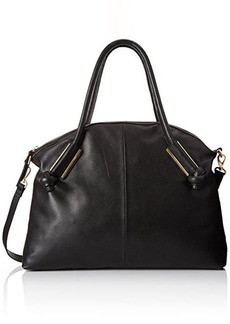 Foley + Corinna Nixie Satchel, Black, One Size