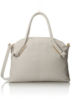 Foley + Corinna Nixie Satchel, White, One Size