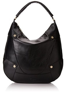 Foley + Corinna Sequoia Hobo Shoulder Bag,Black,One Size