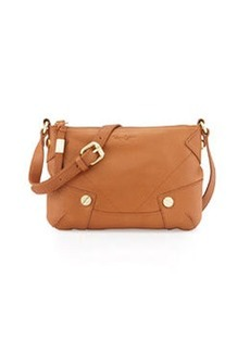 Foley + Corinna Sequoia Leather Crossbody Bag, Whiskey