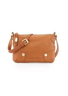Foley + Corinna Sequoia Leather Crossbody Bag, Whiskey