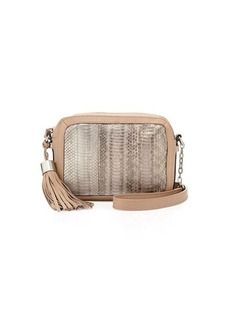 Foley + Corinna Tassel Charmer Crossbody Bag