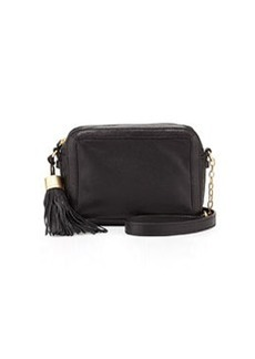 Foley + Corinna Tassel Charmer Crossbody Bag, Black