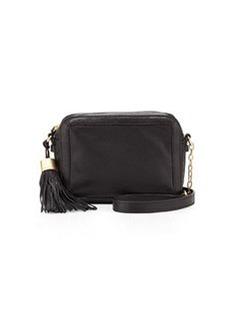 Foley + Corinna Tassel Charmer Crossbody Bag, Black