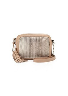 Foley + Corinna Tassel Charmer Crossbody Bag, Cosmic Snake