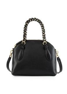 Foley + Corinna Tiggy Leather Crossbody Bag