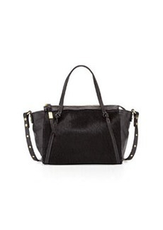 Foley + Corinna Tight Rope Mini Satchel Bag, Black