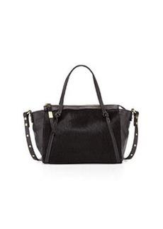 Foley + Corinna Tight Rope Mini Satchel Bag, Black