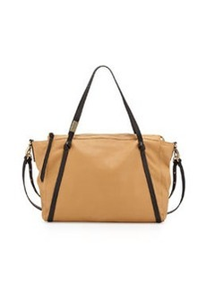 Foley + Corinna Tight Rope Satchel Bag, Baja