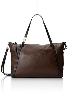 Foley + Corinna Tight Rope Satchel Top Handle Bag