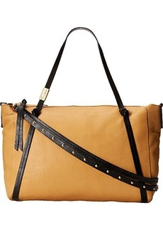 Foley + Corinna Tight Rope Satchel Top Handle Bag,Baja Combo,One Size
