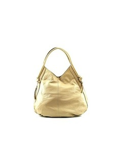 Foley + Corinna Trapeze Hobo Shoulder Bag,Almond,One Size