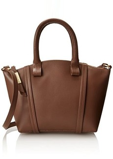Foley + Corinna Tucker Small Satchel, Truffle, One Size