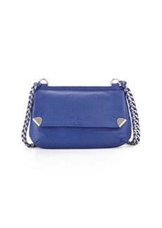 Foley + Corinna Unchained Leather Crossbody Bag, Iris