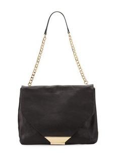 Foley + Corinna Ziggy Leather Shoulder Bag