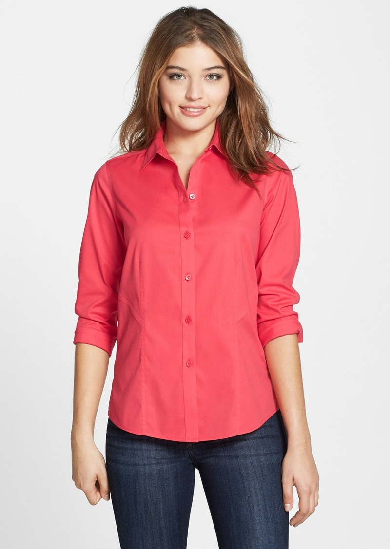 No iron stretch blouses mexican blouse - How to unwrinkle your clothes with no iron ...