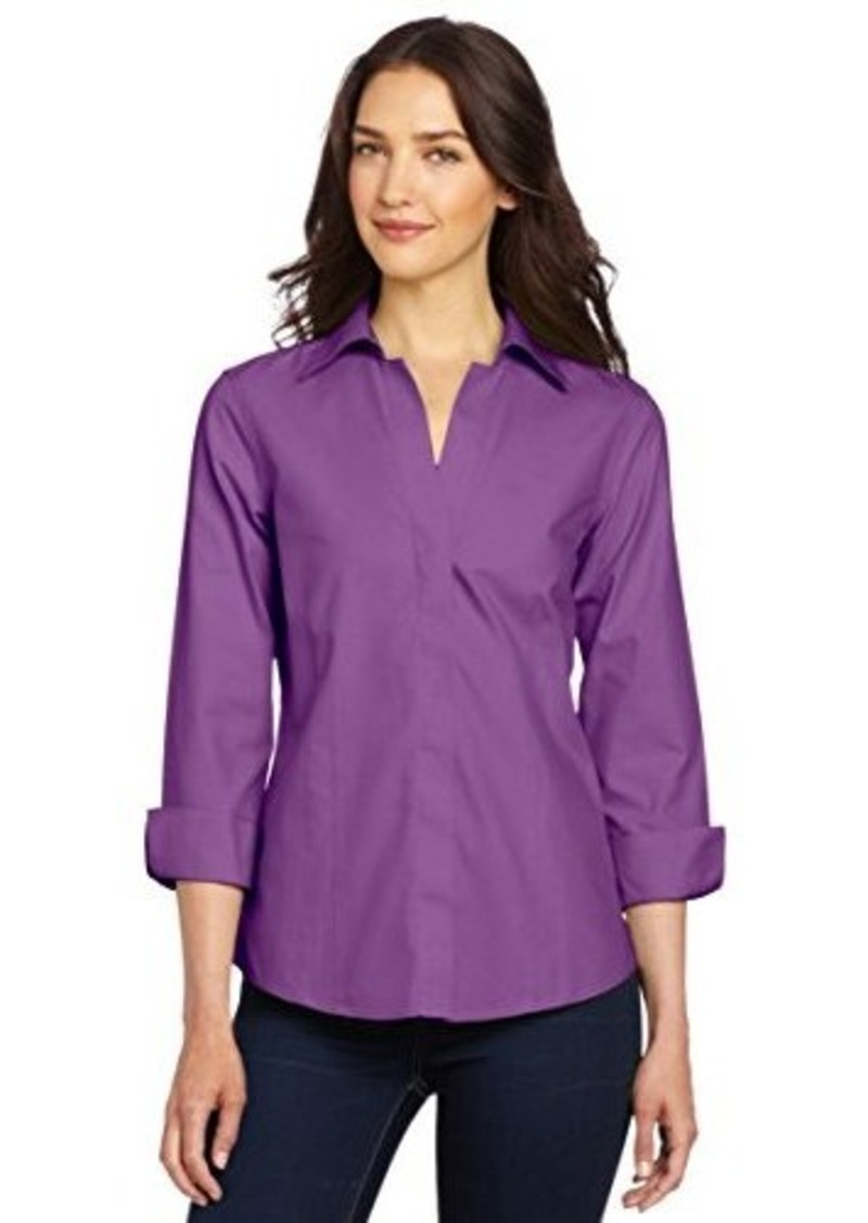 Womens Pink Work Shirts