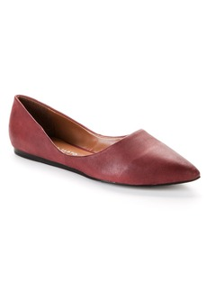 Franco Sarto + L-Heather Flats